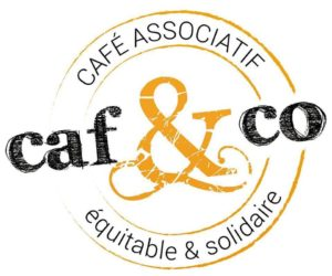 Logo Caf and Co